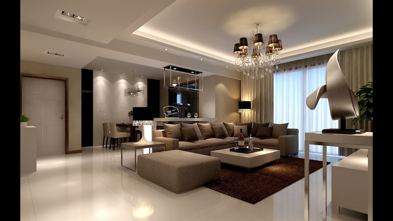 Dise o de sala de estar ideas nuevos muebles y for Decoracion de interiores salas modernas