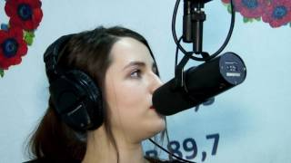 Файні в Онлайні. Співачка Христина Соловій.