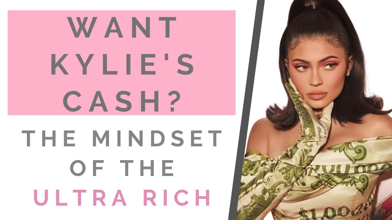 THE PSYCHOLOGY OF KYLIE JENNER: How To Get Control Of Your Finances & Get Rich! | Shallon Lester