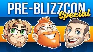 FinalBossTV #171 | Cox n' Crendor | pre-BlizzCon2018 Special
