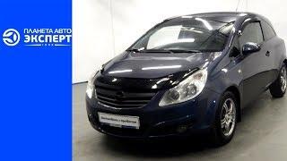 Купить авто с пробегом Опель Корса Opel Corsa 2006 #8