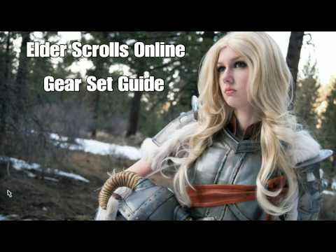 ESO Gear Set Guide and Locations part 1