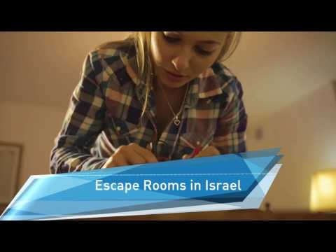 Escape Rooms in Israel
