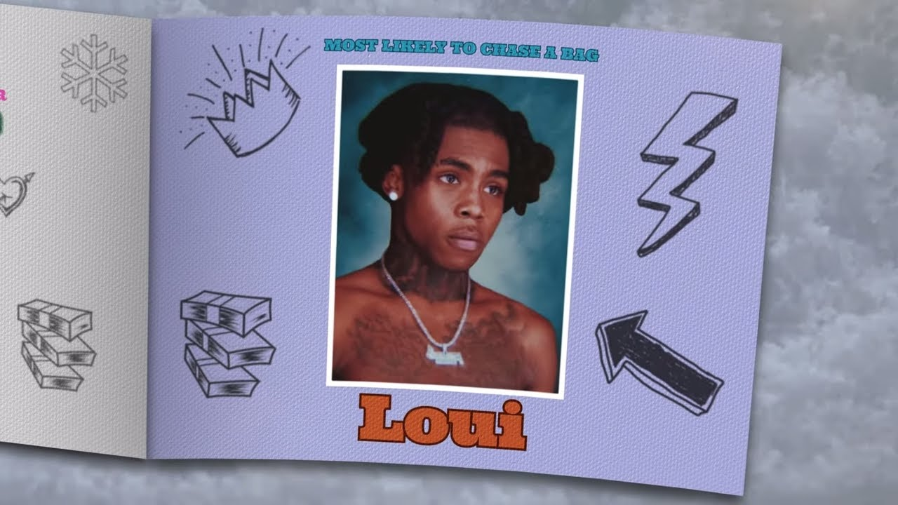 Download Loui - Talkin' Bout (ft. Saweetie) [Official Audio]