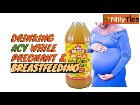 what-you-should-know-about-drinking-apple-cider-vinegar-while-pregnant-&-breastfeeding-||-acv-facts