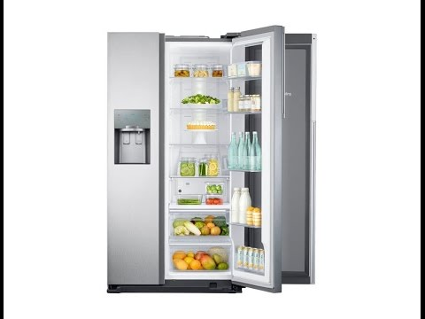 Samsung Food Showcase Buzdolabı Tanıtım Videosu