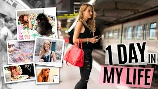 A day in My life | Mi rutina diaria feat. YSL