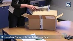 Versandkosten und kostenlose Rücksendung -- Service bei Krämer Pferdesport