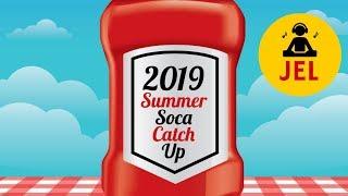 "Gambar cover 2019 SUMMER SOCA CATCH UP ""2019 ISLAND SOCA MIX"" | DJ JEL"