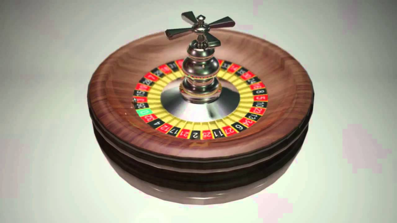 Flash Roulette Wheel Animation
