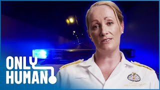 Ambulance Crew Deal with Drunken Partygoer | Paramedics | Only Human