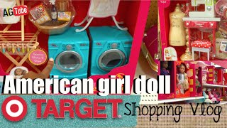 American Girl Doll Target Shopping VLOG!!! Furniture, Clothes + more! Episode 1