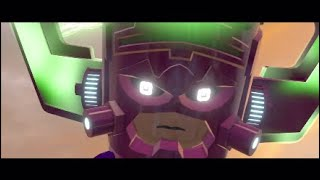 Lego Marvel Super Heroes Part 7/ending