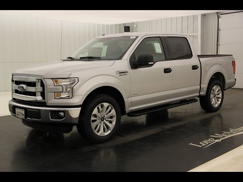2016 Ford F-150 XLT: Standard Equipment & Available Options