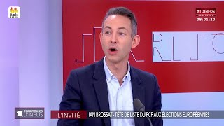 Invité : Ian Brossat - Territoires d'infos (17/05/2019)