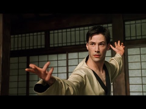 Kung Fu: Neo vs Morpheus | The Matrix [Open Matte]