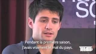 2. Teemix - Interview -  James Lafferty - 23 Aprile 2009