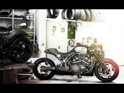 EXTREME TUNING Yamaha Vmax Hyper Modified By Abnormal Cycles