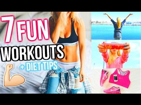 get-bikini-body-ready!-7-fun-ways-to-get-healthy-and-lose-weight!-fun-workout-routines-&-activities!