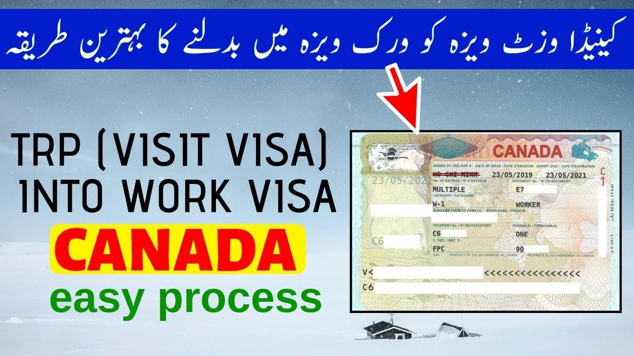 canada work visa requirements