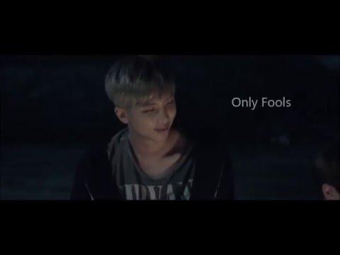 BTS Jungkook and Rapmonster- Fools (Cover) Lyrics