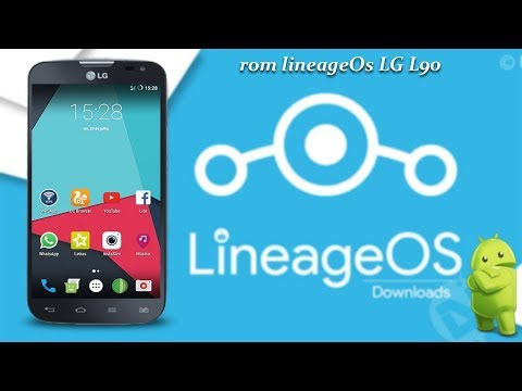 Android 7.1.2 LG L90