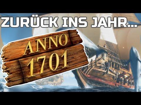 ZURÜCK ins Jahr ANNO 1701 - Anno History 1701 #01 [1080p60]