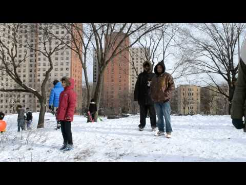 2015 Blizzard in the South Bronx