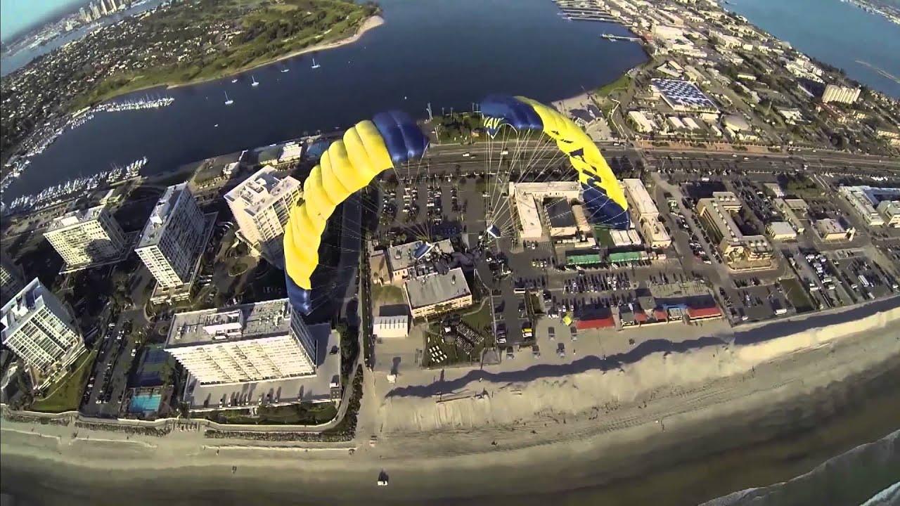 Skydiving Demonstration Archives - Skydiving com