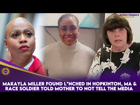 Makayla Miller Found L*nched In Hopkinton, MA & Race Soldier Told Mother To Not Tell The Media