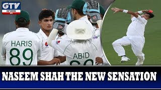 Naseem Shah may surprise Australia | Sports Update 18th November  2019
