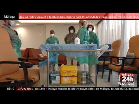 🔴Noticia - Andalucía prevé vacunar la próxima semana a profesores de Infantil, Primaria y Secundaria