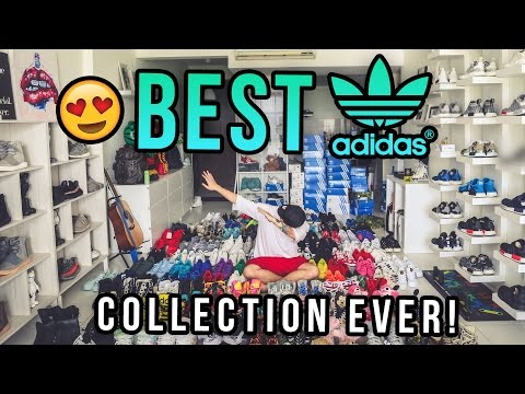 I HAVE THE BEST ADIDAS SNEAKERS COLLECTION EVER?!   Joseph Sneakers #7