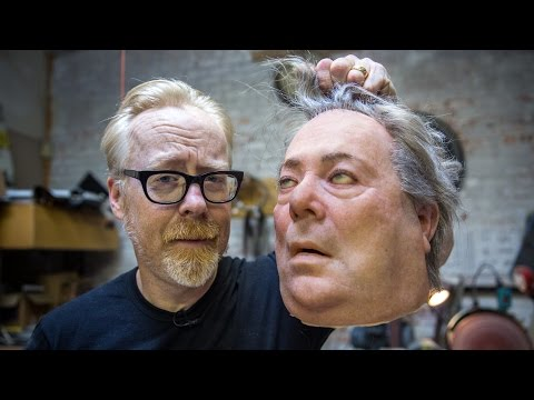 Inside Adam Savage's Cave: New Original Props!