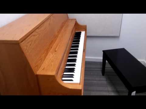 Voxman Music Building Practice rooms