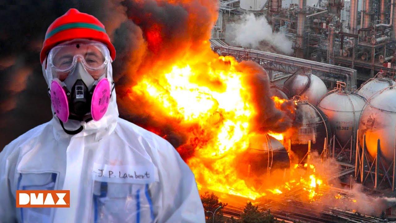 Joel Lambert: Fukuşima Felaketi