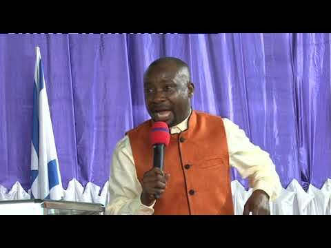 VITA YA HATIMA: JOIN BISHOP DR. JOSEPHAT GWAJIMA LIVE FROM UBUNGO, DAR ES SALAAM 08 APRIL 2018