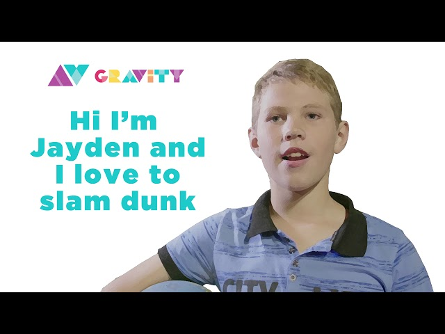 Jump Gravity - SLAM DUNK cut down