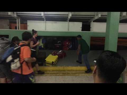 Majuro Airport Luggage Claim