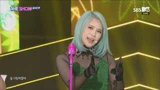 Download Video HighSoul, I Choose to love you(Feat. KissN) [THE SHOW 181030] MP3 3GP MP4