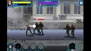 The Avengers Tower Rush (Мстители Марвел) - прохождение игры