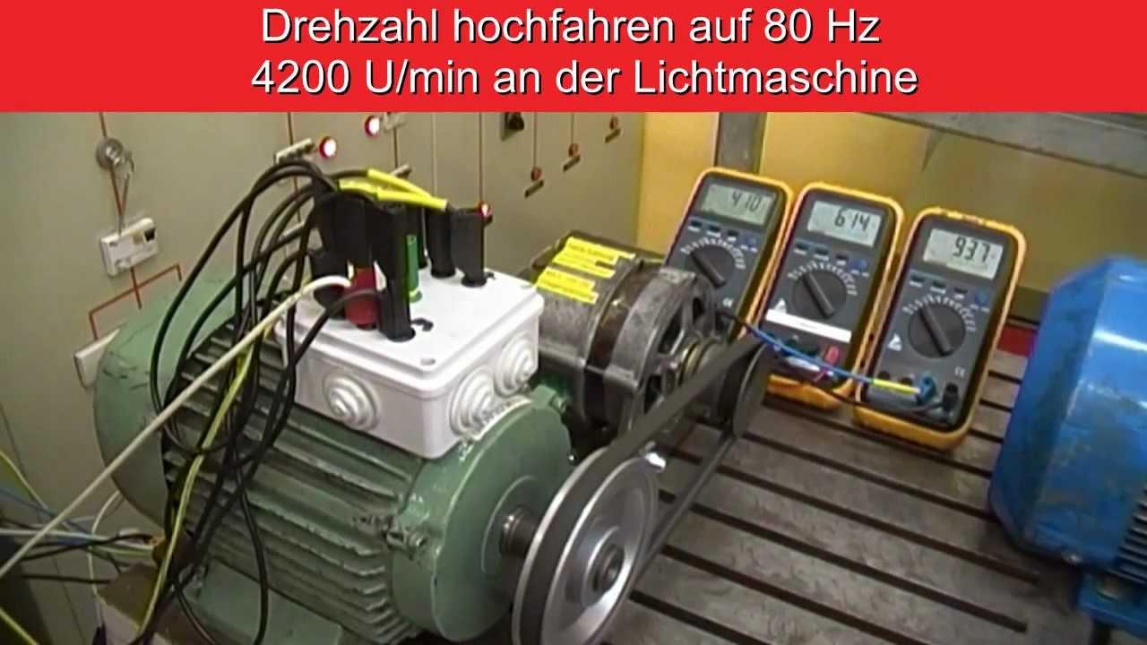 Beliebt Bevorzugt Auto Generator 220V statt 12V! - YouTube @LZ_35