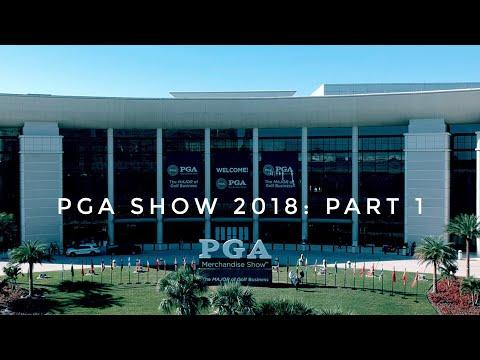 PGA Show 2018: Part 1 - Taylor Made