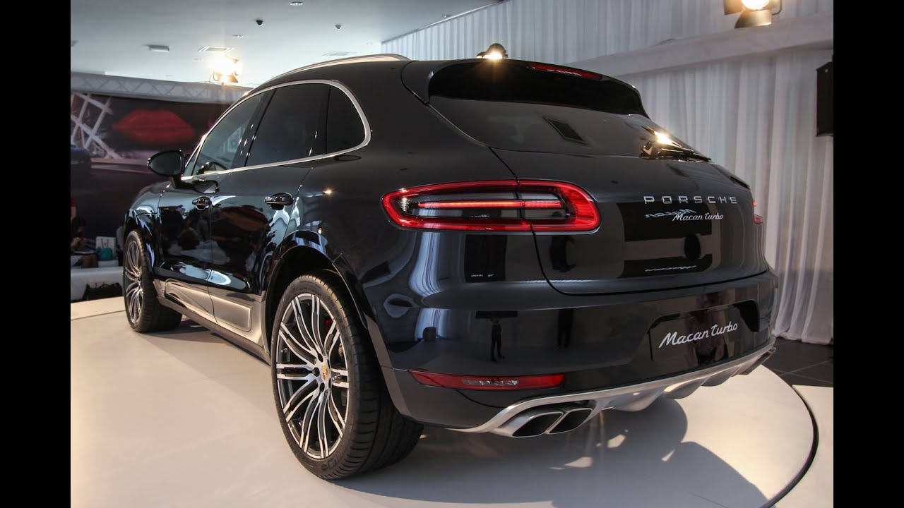 Porsche Macan Sneak Preview In Malaysia Autobuzz My Youtube