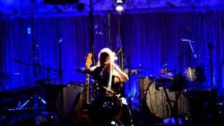 Linnea Olsson - Giddyup Live Manchester 08.11.11