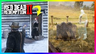 What Happens If You Shoot Dutch Instead Of Micah At The Epilogue In Red Dead Redemption 2? (RDR2)