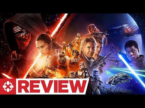 Star Wars: The Force Awakens - Spoiler Free Review