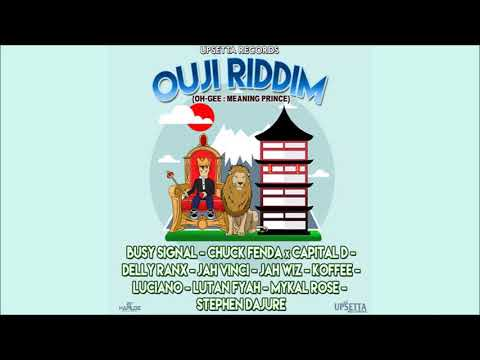 Ouji Riddim Mix ★OCT 2017★Busy Signal,Luciano,Lutan Fyah,Jah Vinci+more(Upsetta Records)Mix@djeasy