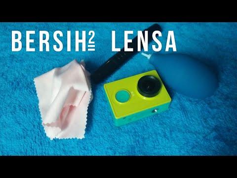 Cara Membersihkan Lensa Yi Kamera