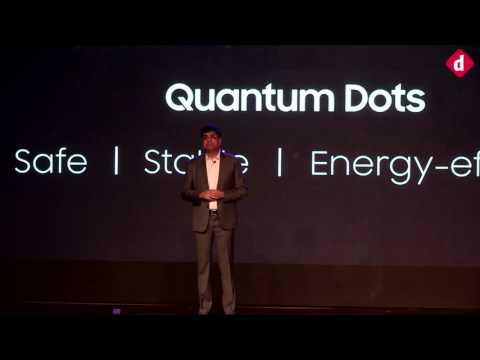 Samsung QLED TV Full India Launch Event Recording | Digit.in